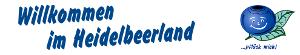 Heidelbeerland Sturm - Pflück mich